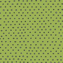 Pixie Dots Square Dot Blender - Lime