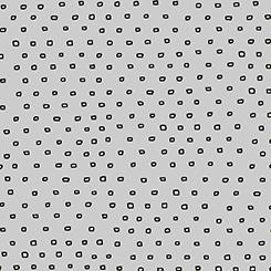 Pixie Dots SQUARE DOT BLENDER GRAY