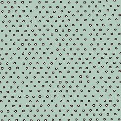 Pixie Dots SQUARE DOT BLENDER DUSTY AQUA