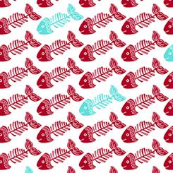 THE CAT'S MEOW FISH BONES