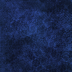 Scrollscapes in Indigo by Quilting Treasures