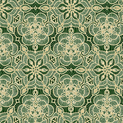 LACE MEDALLION FOREST