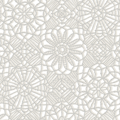 24632 ZK  AMAZING LACE LACE BY STUDIO 8 FOR QUILTING TRASURES