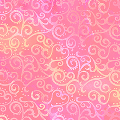 Ombre Scroll Wide OMBRE SCROLL WIDE PINK