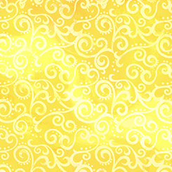 108 SCROLL WIDE LEMON