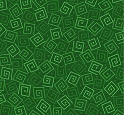 HARMONY -  SQUARES Jungle green 2779g
