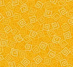 Harmony - Flannel SQUARES MARIGOLD