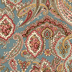 Essex-1649-24838-B -Packed Paisley