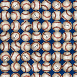 Grand Slam Baseballs Royal