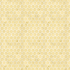 Quilting Treasures - B - Butter - honeycomb