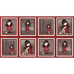LETTERS FROM THE HEART GIRL PICTURE PATCHES
