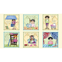FABRIC FOLLIES FABRIC FOLLIES PICTURE PATCHES