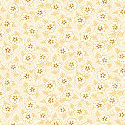 Coventry- FLORAL & DOT YELLOW