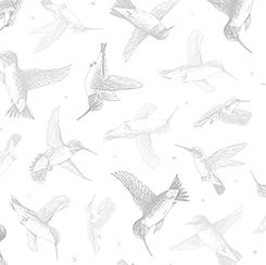 HUMMINGBIRDS HUMMINGBIRD TONAL