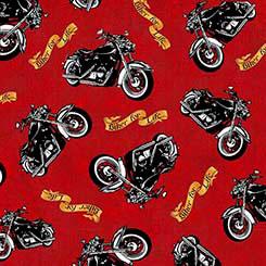 BIKER FOR LIFE MOTORCYCLE TOSS