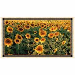 Artworks V - Tuscan Sunflower Panel - Digital