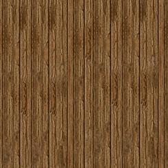In The Woods - Wood Grain in Brown