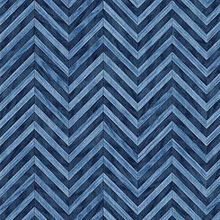 Craftsman Chevron Blue