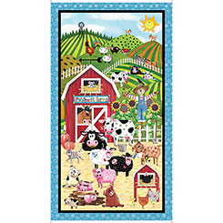 Panel  094 Patchwork Farms