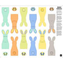 Sew & Go II - Bunny Bowling