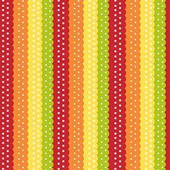On the Road<br>Ribbon Stripe Tomato - 26198-R