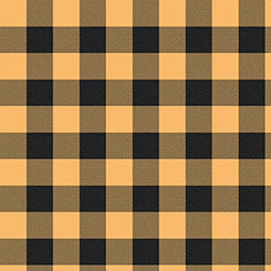 Chamois Buffalo Check | North Woods Fabric by QT Fabrics