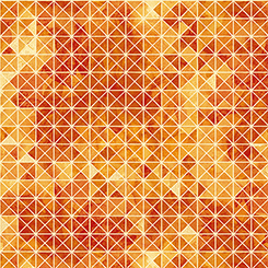 Soiree 1649-26274-O<br>Diamond Geometric Orange