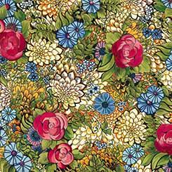 Ellery - 1649-26285-X<br>Floral Multi