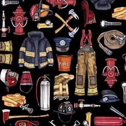 5 Alarm Fire Equipment 26294-J