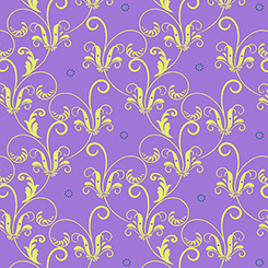 Hayden 26306-V<br>Scroll Lt. Purple