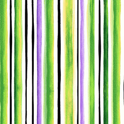 BROOKE WATERCOLOR STRIPE LIME