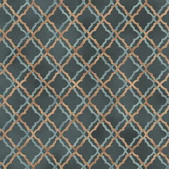 Tranquility<br>Trellis Slate Blue - 26393-B