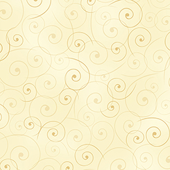 Portofino DAINTY SCROLL CREAM