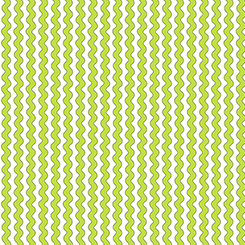 THE QUILTED COTTAGE RIC RAC STRIPE LIME