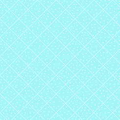 The Quilted Cottage TURQUOISE