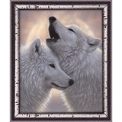 Artworks VII Wolves Panel 36 26436-K