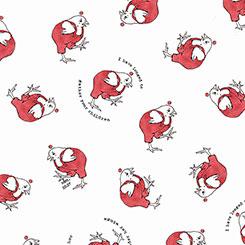 Chicken Little Toss Red
