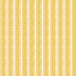 Fowl Play<br>Textured Ticking Yellow - 26471-S