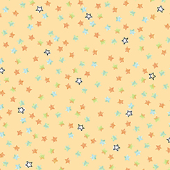 Dino-mite Yellow STARS