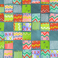 ALPACA PICNIC BLANKET PATCHES