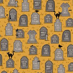 Boos & Ghouls GRAVESTONES 26564-S