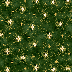 QT Miracle in Bethlehem Sparkling Stars 26572-G