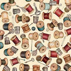 Seamless SPOOLS CREAM 26583-E