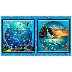 Artworks VIII UNDER THE SEA PICTURE PATCHES 26588-B