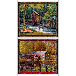 Artworks VIII BARNS PICTURE PATCHES