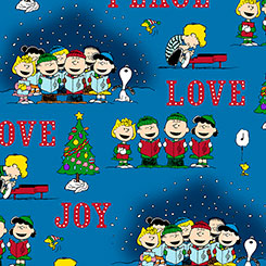 Peace*Love*Joy Peanuts Christmas