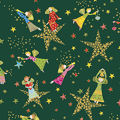 Holiday Minis ANGELS & STARS FOREST