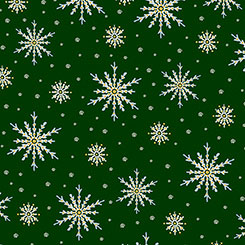 Christmas Eve SNOWFLAKES