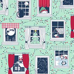 Twinkle Twinkle CHRISTMAS WINDOWS 26630-H