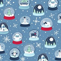 Twinkle Twinkle SNOW  GLOBES 26632-B
